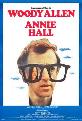Annie Hall - 27 x 40 Movie Poster - French Style A