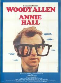 Annie Hall - 43 x 62 Movie Poster - French Style A