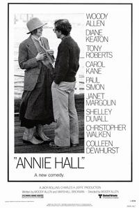 Annie Hall - 11 x 17 Movie Poster - Style A - Museum Wrapped Canvas