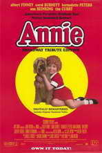 Annie - 11 x 17 Movie Poster - Style A