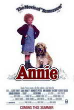 Annie - 27 x 40 Movie Poster - Style B
