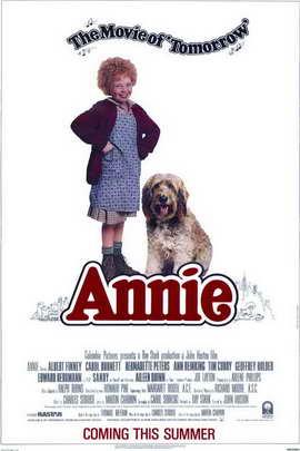 Annie - 11 x 17 Movie Poster - Style B