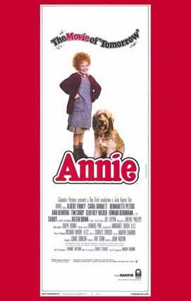Annie - 11 x 17 Movie Poster - Style C
