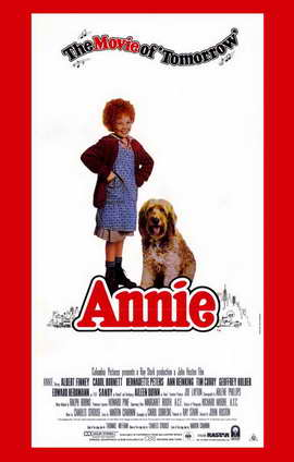 Annie - 11 x 17 Movie Poster - Style D
