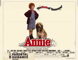 Annie - 11 x 14 Movie Poster - Style A