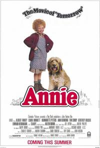 Annie - 43 x 62 Movie Poster - Bus Shelter Style B
