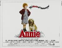 Annie - 30 x 40 Movie Poster UK - Style A