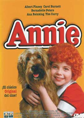 Annie - 11 x 17 Movie Poster - Spanish Style A