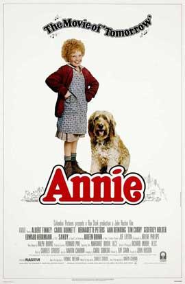 Annie - 11 x 17 Movie Poster - Style E