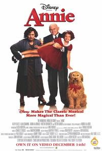Annie - 27 x 40 Movie Poster - Style A
