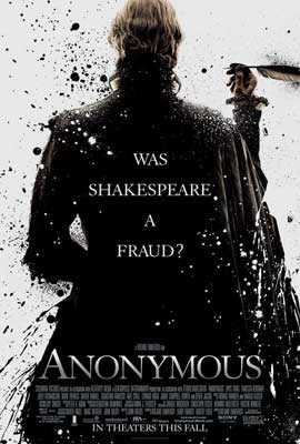 Anonymous - 27 x 40 Movie Poster - Style A