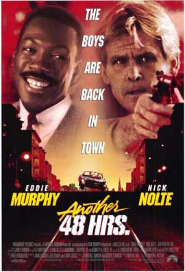 Another 48 Hrs. - 11 x 17 Movie Poster - Style A