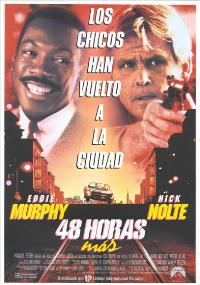 Another 48 Hrs. - 11 x 17 Movie Poster - Spanish Style A
