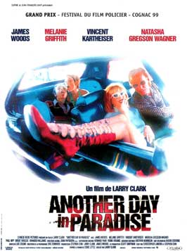 Another Day in Paradise - 11 x 17 Movie Poster - French Style A