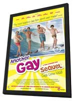 Another Gay Sequel: Gays Gone Wild! - 11 x 17 Movie Poster - Style A - in Deluxe Wood Frame