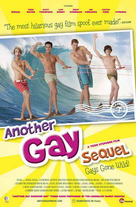 Another Gay Sequel: Gays Gone Wild! - 11 x 17 Movie Poster - Style A