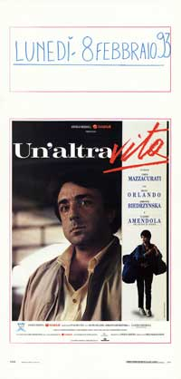 Another Life - 13 x 28 Movie Poster - Italian Style A