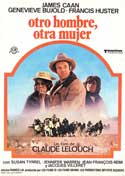 Another Man, Another Chance - 11 x 17 Movie Poster - Spanish Style A