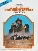 Another Man, Another Chance - 11 x 17 Movie Poster - French Style A