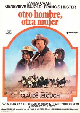 Another Man, Another Chance - 43 x 62 Movie Poster - Spanish Style A