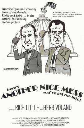 Another Nice Mess - 11 x 17 Movie Poster - Style A