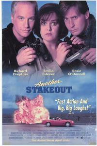 Another Stakeout - 11 x 17 Movie Poster - Style A