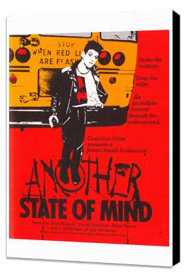 Another State of Mind - 27 x 40 Movie Poster - Style A - Museum Wrapped Canvas