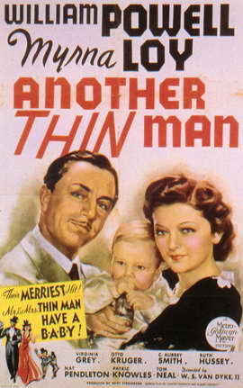Another Thin Man - 11 x 17 Movie Poster - Style A