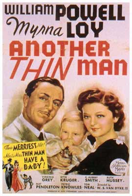 Another Thin Man - 27 x 40 Movie Poster - Style A