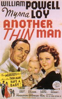 Another Thin Man - 43 x 62 Movie Poster - Bus Shelter Style A