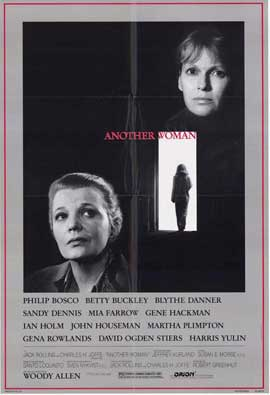 Another Woman - 27 x 40 Movie Poster - Style A