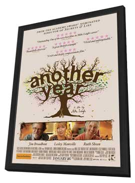 Another Year - 11 x 17 Movie Poster - Australian Style A - in Deluxe Wood Frame