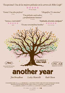 Another Year - 11 x 17 Movie Poster - Spanish Style A