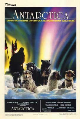 Antarctica - 27 x 40 Movie Poster - Italian Style A