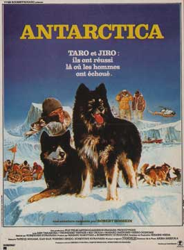 Antarctica - 11 x 17 Movie Poster - French Style A