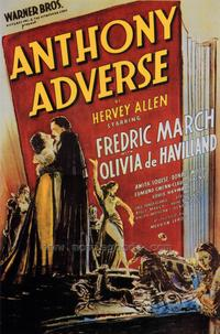 Anthony Adverse - 43 x 62 Movie Poster - Bus Shelter Style A