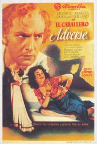 Anthony Adverse - 27 x 40 Movie Poster - Spanish Style A