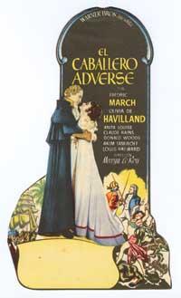 Anthony Adverse - 11 x 17 Movie Poster - Spanish Style B