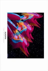 Anthony Ausgang - 11 x 17 - The Head Banger