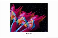 Anthony Ausgang - 24 x 36 - The Head Banger