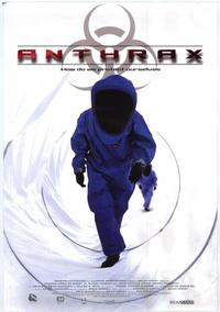Anthrax - 11 x 17 Movie Poster - Style A