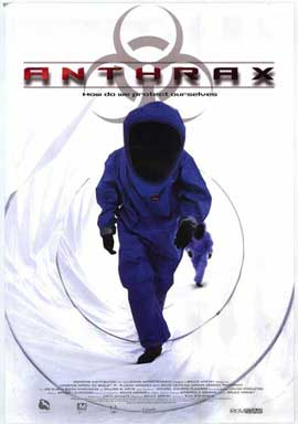 Anthrax - 27 x 40 Movie Poster - Style A