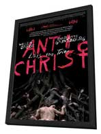 Antichrist - 11 x 17 Movie Poster - Style A - in Deluxe Wood Frame