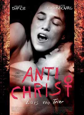 Antichrist - 27 x 40 Movie Poster - French Style A
