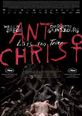 Antichrist - 27 x 40 Movie Poster - German Style A