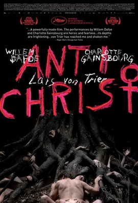 Antichrist - 11 x 17 Movie Poster - Style A