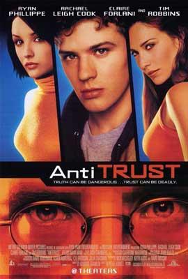 Antitrust - 27 x 40 Movie Poster - Style A