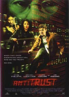 Antitrust - 11 x 17 Movie Poster - Style C