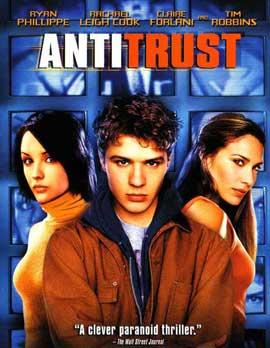 Antitrust - 11 x 17 Movie Poster - Style D