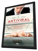 Antiviral - 27 x 40 Movie Poster - Style A - in Deluxe Wood Frame